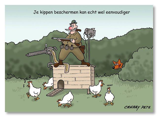 Damhertengeweld...