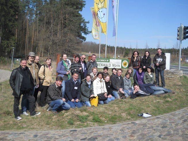 EARS-Meeting in Duitsland...