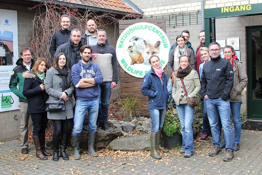 Nationale Loterij steunt Natuurhulpcentrum met 19.244 euro
