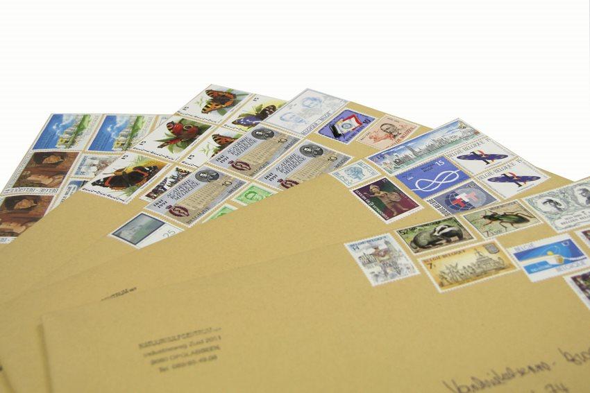 Vreemde post...